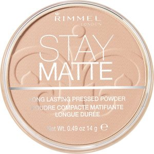 Rimmel London Stay Matte Long Lasting Pressed Powder, 14 g Rimmel London Puuteri