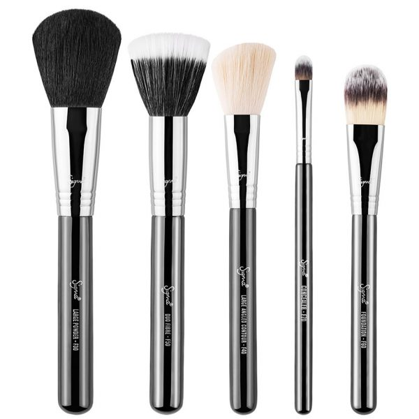 Sigma Professional Brushes Face Kit, Sigma Beauty Sivellinsetit