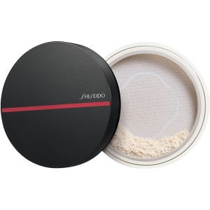 Synchro Skin Invisible Silk Loose Powder, Shiseido Puuteri