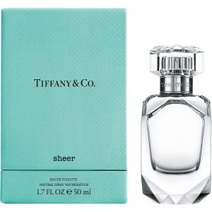 Tiffany & Co Tiffany Sheer EdT, 50 ml TIFFANY & Co Hajuvedet