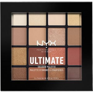 Ultimate Shadow Palette, NYX Professional Makeup Luomiväri