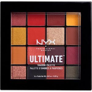Ultimate Shadow Palette, NYX Professional Makeup Luomiväripaletit