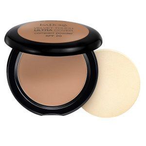 Velvet Touch Ultra Cover Compact Powder SPF20, 7.5 g IsaDora Puuteri