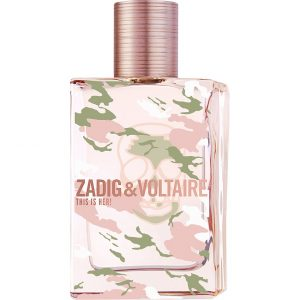 ZADIG & VOLTAIRE This is Her No Rules , 50 ml Zadig & Voltaire Hajuvedet