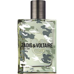 ZADIG & VOLTAIRE This is Him No Rules EdT, 50 ml Zadig & Voltaire Miesten hajuvedet