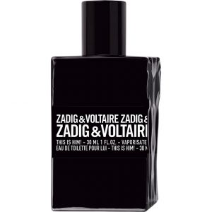 ZADIG & VOLTAIRE This is him! EdT, 30 ml Zadig & Voltaire Miesten hajuvedet