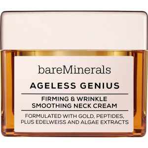 bareMinerals Ageless Genius Firming & Wrinkle Smoothing Neck Cream, 50 g bareMinerals Päivävoiteet