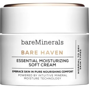 bareMinerals Skinsorials Bare Haven Essential Moisturizing Soft Cream, bareMinerals Päivävoiteet
