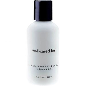 bareMinerals Well-Cared Brush Conditioning Shampoo, 120 ml bareMinerals Siveltimien puhdistus