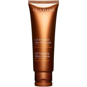 clarins self tanning milklotion, 125 ml Clarins Itseruskettavat