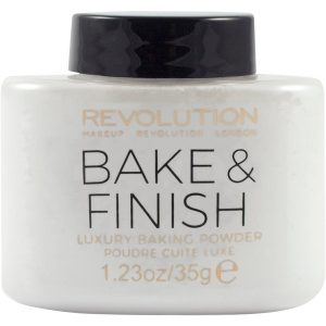 Bake and Finish Powder, Makeup Revolution Puuteri