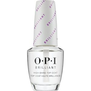 Brilliant Top Coat, 15 ml OPI Päällyslakat