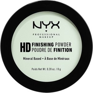 HD Finishing Powder, 8 g NYX Professional Makeup Puuteri