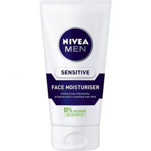 MEN Sensitive, 75 ml Nivea Päivävoiteet