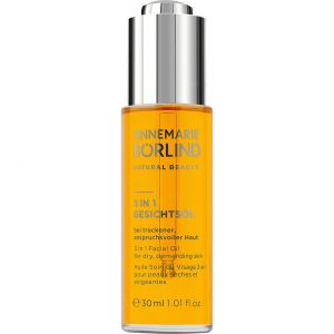 3-in-1 Facial Oil for dry, demanding skin, 30 ml Annemarie Börlind Seerumit & öljyt