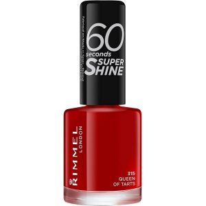 60 Second Nailpolish, Rimmel London Kynsilakat
