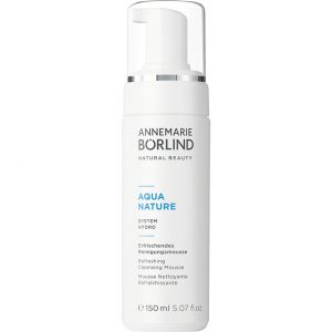 Aquanature Refreshing Cleansing Mousse, 150 ml Annemarie Börlind Kasvojen puhdistus