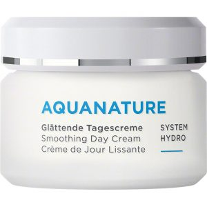 Aquanature Smoothing Day Cream, 50 ml Annemarie Börlind Päivävoiteet