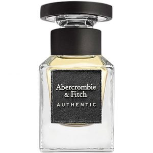 Authentic Men, 30 ml Abercrombie & Fitch Hajuvedet