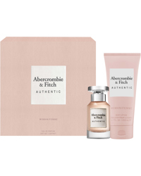 Authentic Women Set, EdP 50ml + 200ml Body Lotion