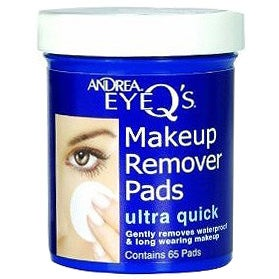 Eye Q Makeup Remover Pads Ultra-Quick, Andrea Meikinpoistoaine