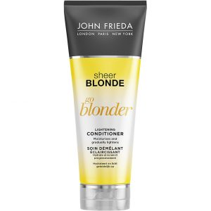 John Frieda Sheer Blonde Go Blonder Lightening Conditioner, 250 ml John Frieda Hoitoaine