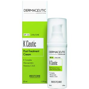 K Ceutic Post-Treatment Restore, 30 ml Dermaceutic Seerumit & öljyt
