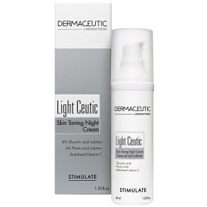 Light Ceutic Lightening Cream, 40 ml Dermaceutic Päivävoiteet