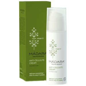 MÁDARA Anti-Cellulite, 150 ml MÁDARA ecocosmetics Vartalovoiteet