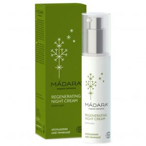 Madara Organic Skincare Regenerating Night Cream, 50 ml MÁDARA ecocosmetics Yövoiteet