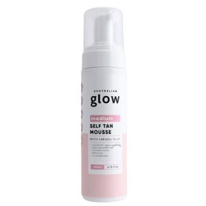 Self Tan Mousse, 200 ml Australian Glow Itseruskettavat