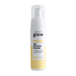 Tan Removal Mousse, 200 ml Australian Glow Itseruskettavat