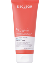 Aloe Vera Sun Gel-Cream SPF50, 200ml