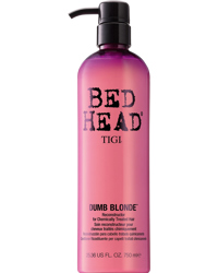 Bed Head Dumb Blonde Reconstructor 750ml