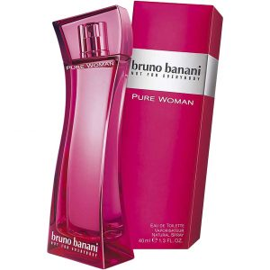 Bruno Banani Pure Woman EdT, 40 ml Bruno Banani Muut tuoksut