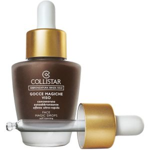 Collistar Face Magic Drops Self Tanning Concentrate, 30 ml Collistar Itseruskettavat