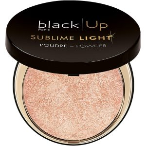 Compact Highlighter Sublime Light, 24 g blackUp Highlighterit