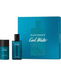 Cool Water Man Set, EdT 40ml + Deostick 75gr