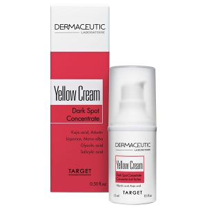 Dermaceutic Yellow Cream, 15 ml Dermaceutic Päivävoiteet