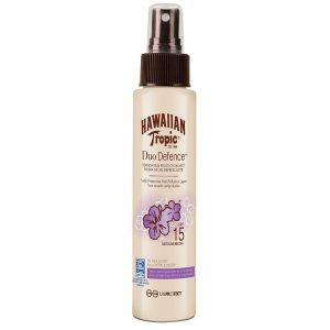 DuoDefence Refresh Mist, 100 ml Hawaiian Tropic Aurinkosuojat