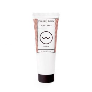Glow Mask 80ml, Frank Body Kasvonaamio