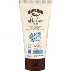 Hawaiian Aloha Care Face Lotion SPF 30, Hawaiian Tropic Aurinkosuojat