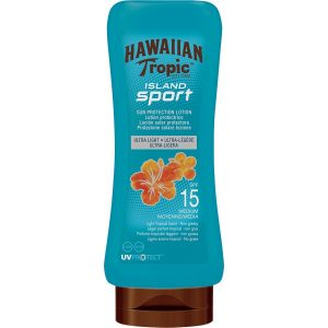 Hawaiian Island Sport Lotion SPF 15, Hawaiian Tropic Aurinkosuojat