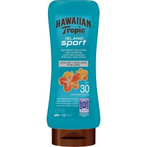 Hawaiian Island Sport Lotion SPF 30, Hawaiian Tropic Päivetys