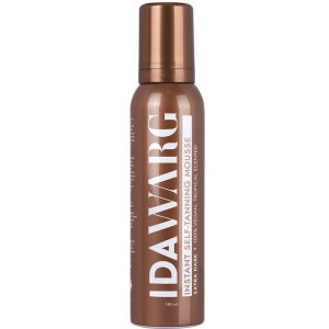 Instant Self Tanning Mousse Extra Dark, 150 ml Ida Warg Itseruskettavat