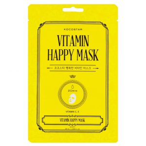 Vitamin Happy Mask, 25 ml Kocostar Kasvonaamio