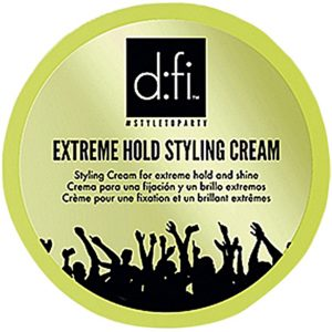 d:fi Extreme Hold Styling Cream, 150 g d:fi Hiusvahat