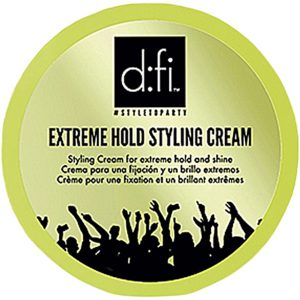 d:fi Extreme Hold Styling Cream, 75 ml d:fi Hiusvahat