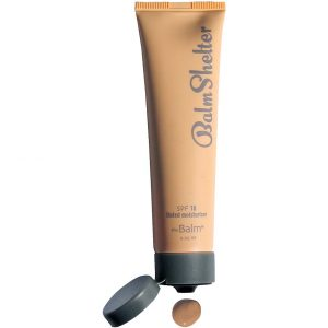the Balm Balm Shelter Tinted Moisturizer SPF 18, 64 ml the Balm Meikkivoiteet
